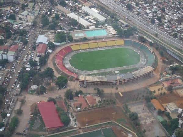 Palais des Sports de Conakry