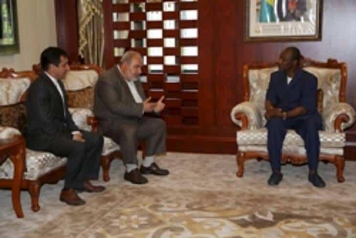 Des hommes d'affaires iraniens attendus mardi à Conakry