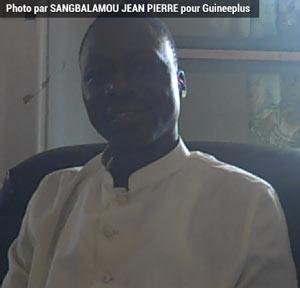 prêtre Jean marie Guémou