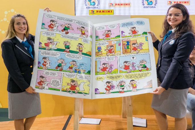 GIBI 5 tcm28 536464 - Maior revista em quadrinhos do mundo
