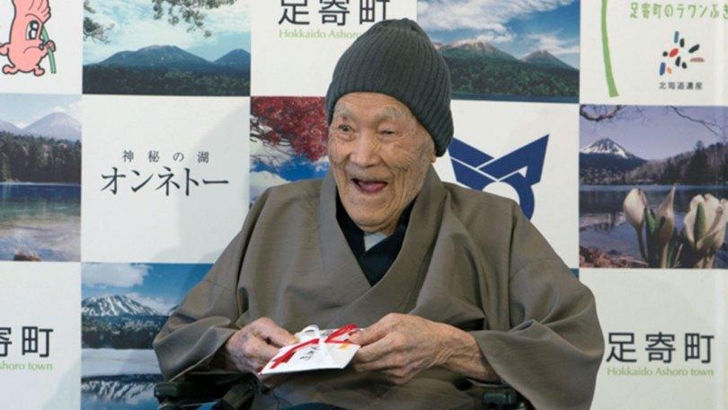 Oldest living man header tcm28 520968 - Quem foi e quem são as pessoas mais velhas de todos os tempos?
