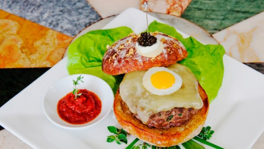 Image result for le burger extravagant