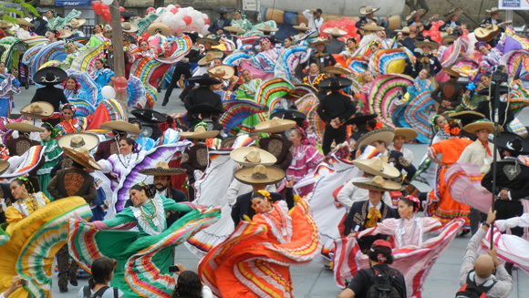 Folk Dance Of Mexico Baile Folklorico Folk Dance Of Mexico Png