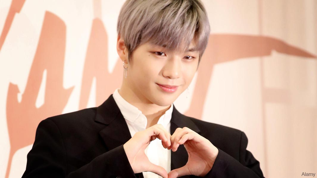 Kang Daniel from K-Pop band Wanna One now has the record for fastest time to gain one million followers on Instagram