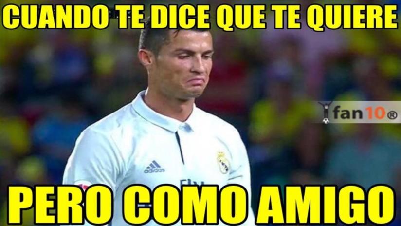 Los Disparatados Memes De Cristiano Ronaldo La Figura De