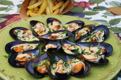 mejillones bretones