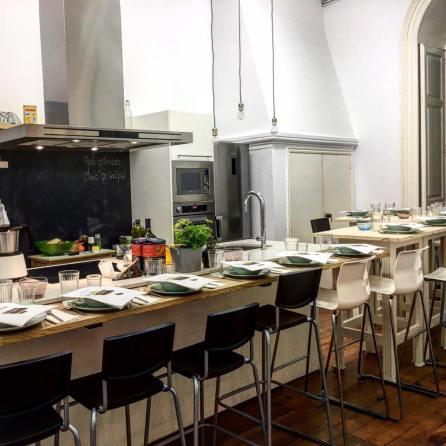 tienda taller de cocina Guisandome la vida