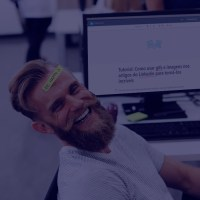 Tutorial: Como usar gifs e imagens nos artigos do Linkedin para torná-los incríveis