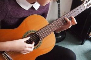 conoscere la chitarra