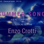 """Enzo Crotti: """"Summer Song"""" – <br/>Chitarra Classica Fingerstyle"""