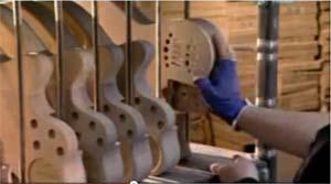 fabbrica di chitarre elettriche