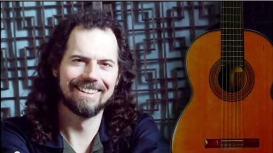 Andrew York, chitarra classica con contaminazioni jazz