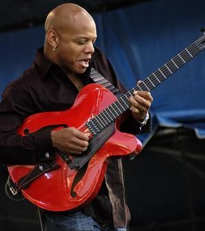 chitarra jazz - tecnica della mano destra