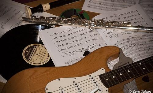 Come si leggono gli spartiti per chitarra?
