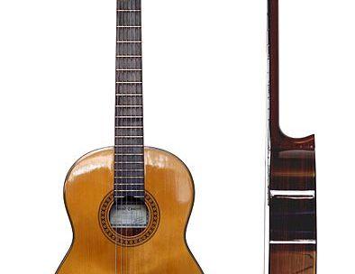 La chitarra, questa sconosciuta