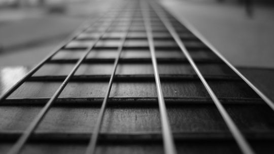 Scegliere le corde della chitarra