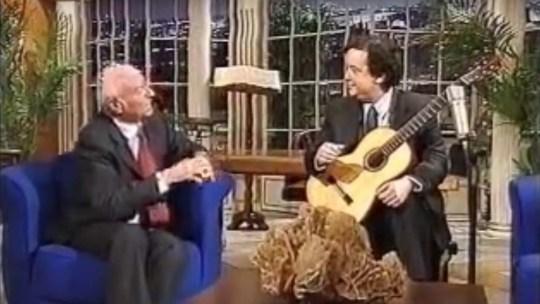 Conoscere la chitarra classica (Superquark)