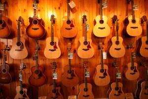 tipi di chitarre acustiche per fingerstyle