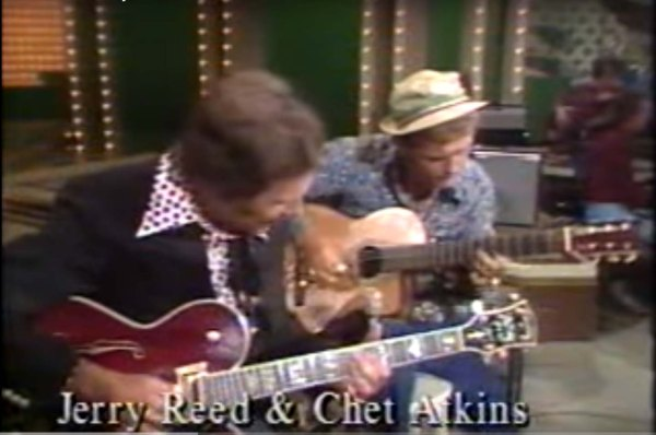 jerry reed e chet atkins