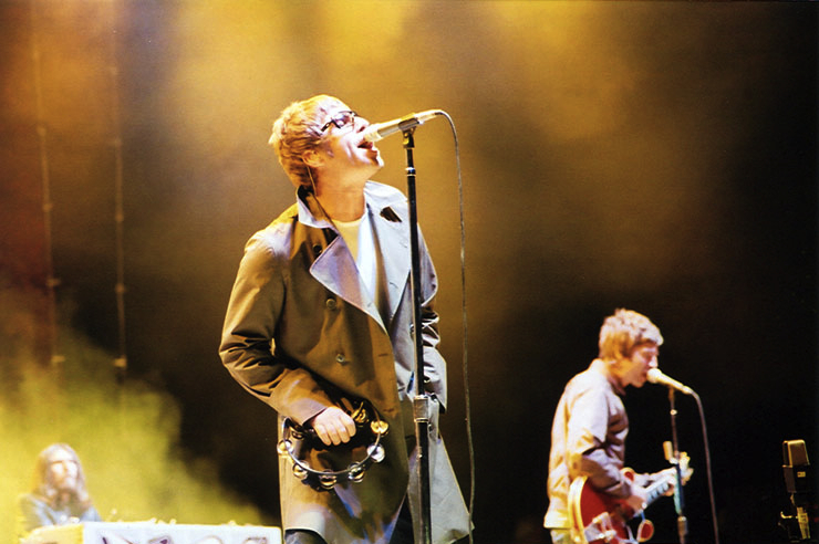 Oasis in concerto