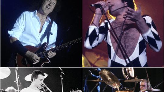 Bohemian Rhapsody (Queen) Chitarra classica