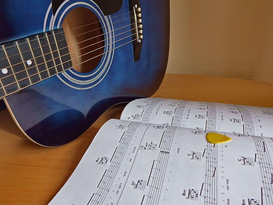 Studiare la chitarra