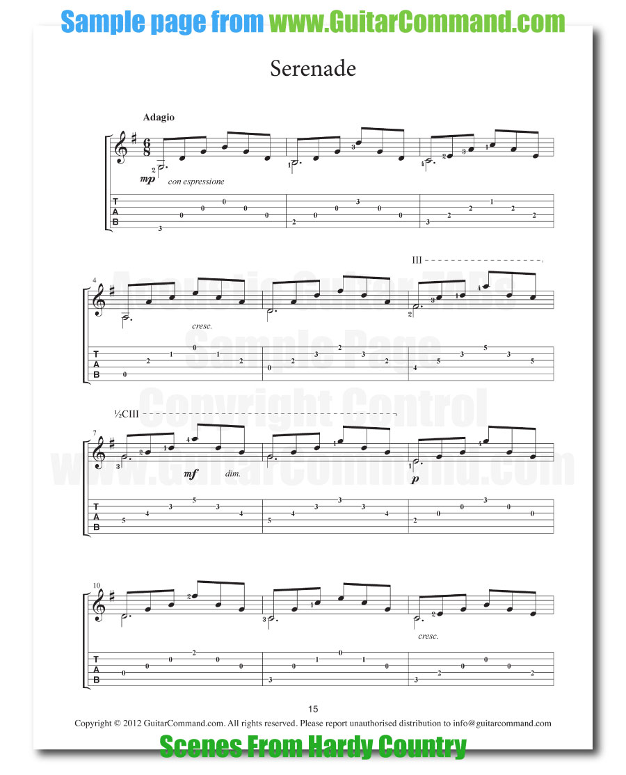 Country Acoustic Guitar Chords