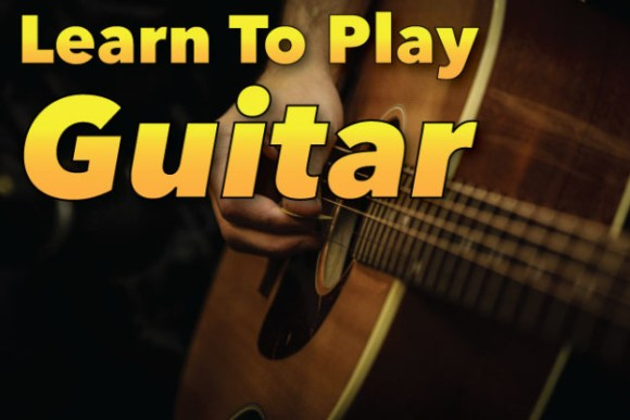 Free Guitar Lessons For Beginners: Learn To Play Guitar In ...