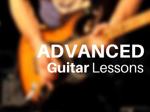 Advanced Guitar Lessons In Reading | Guitar Couch Lessons