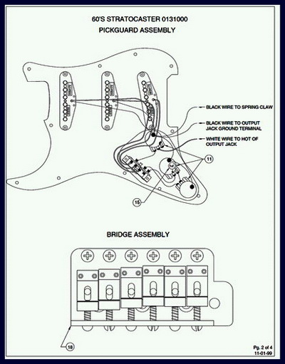 Bc Rich Warlock Guitar Wiring Diagram