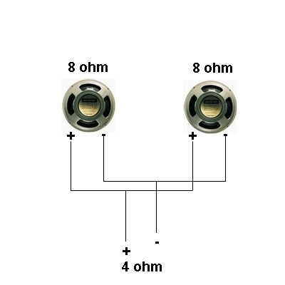 wiring speakers in parallel diagram wiring diagram parallel speaker wiring diagram image about