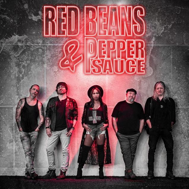 Red Beans & Pepper Sauce