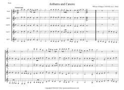 anthems and canons S preview