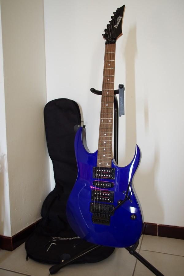 Guitare Electrique Solid Body Ibanez Gio Series