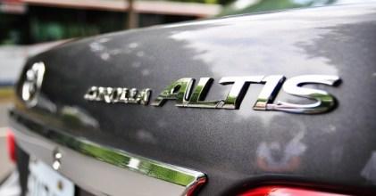 Toyota ALTIS 10.5代 試乘分享