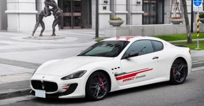 –終極海神– Maserati 瑪莎拉蒂 GranTurismo Mc Stradale 開箱拍攝