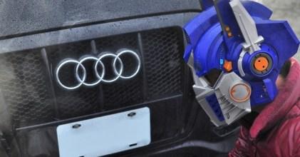 –狂博對決– 狂派 Audi ABT Q5 開箱拍攝