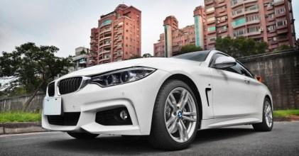 –美形轎跑– BMW F32 435i M sport 開箱拍攝