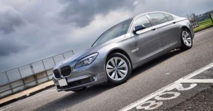–動感豪華– BMW F02 740Li 開箱拍攝