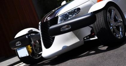 –吸睛特異– Chrysler Prowler 山貓 開箱拍攝