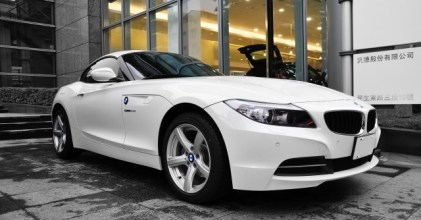 –白裡透紅– BMW E89 Z4 23i 開箱拍攝