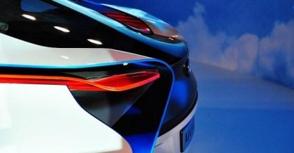 BMW Vision EfficientDynamics 台北信義區展示
