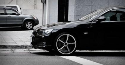 BMW E93 335i with AC Wheel & X6 Hamann 套件