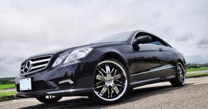 –優雅身段– 黑 E-Coupe 350 AMG Package 絕美開箱