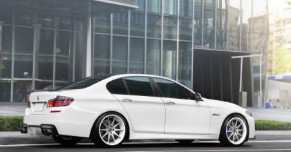 –特色5力– BMW F10 535i 個性化開箱拍攝