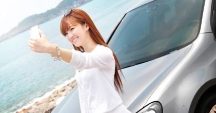–Q車可人– Volkswagen Golf x 女牙醫師 夏日開箱拍攝