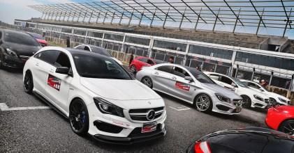 –唯快不破– Mercedes Benz MFA Taiwan 大鵬灣賽道活動側拍