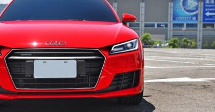 –天降奇駒–  Audi MK3 TT 鋒芒銳利 開箱拍攝