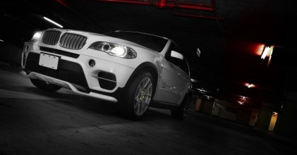 –潮爸選擇– BMW E70 X5 個性改裝開箱拍攝