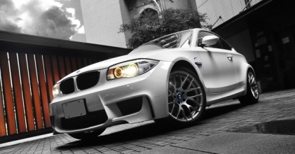 –渾身勁肌– BMW E87 1M Coupe 開箱拍攝